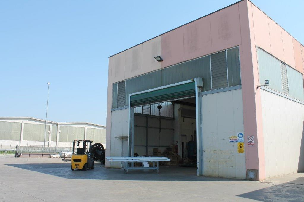 entrata-impianto-sabbiatura-Piacenza