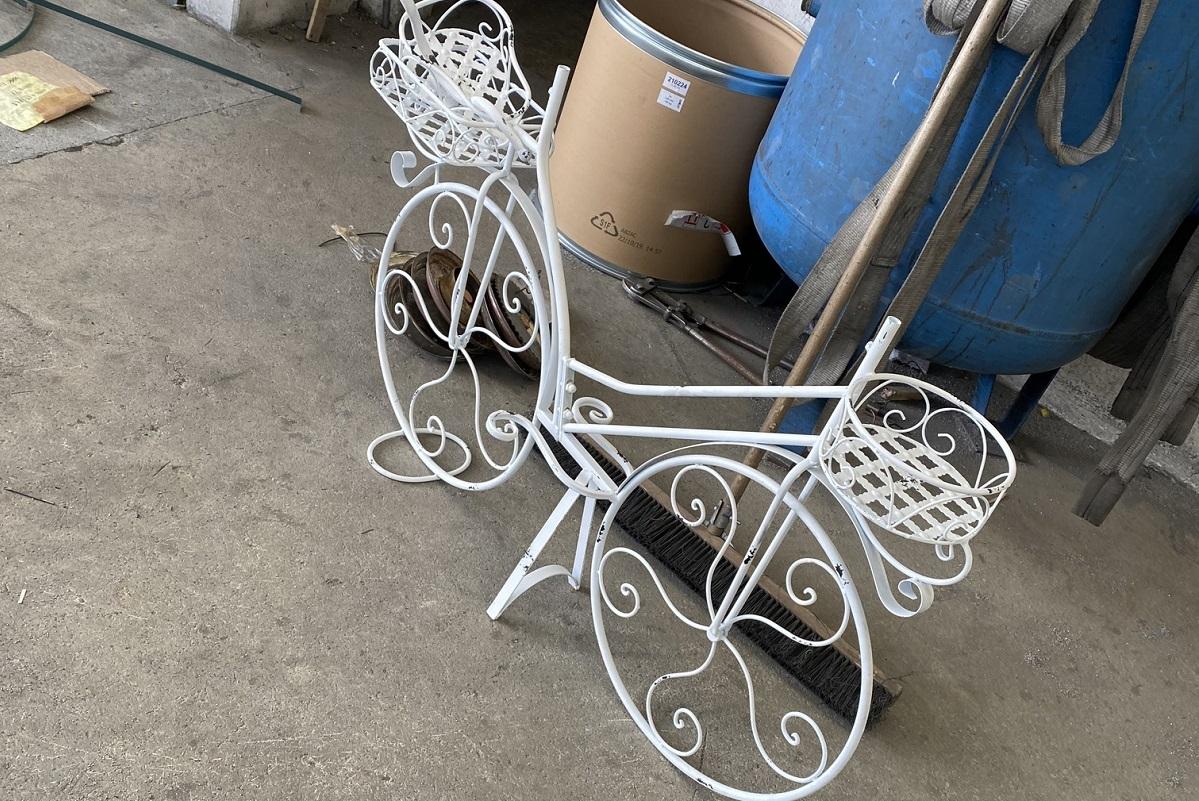 bicicletta-brunita-bianco